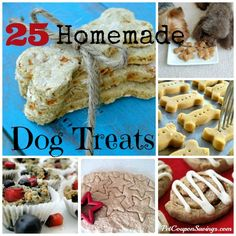 List of 25 Homemade