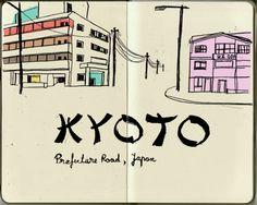 Kyoto- Lehel Kovacs