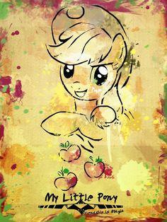Applejack!