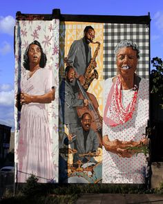 From the Philadelphia Mural Project