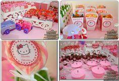 Festa da Hello Kitty!   Festa Feita! Papelaria personalizada para festas! Com Amor para você!