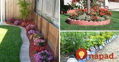 Ak sa už teraz neviete dočkať vysádzania kvetinových záhonov vo vašej záhrade, máme pre vás skvelý tip, vďaka ktorému bude vaša záhrada pôsobiť ešte krajším, usporiadanejším dojmom. Plants, Plant, Planets