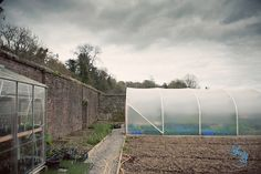 Walled Garden at House Slane Walled Garden, 18th Century, Cottage, Luxury, Places, House, Fenced Garden, Home, Cottages