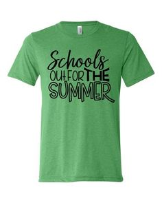 34895a5da Celebrate School Vacation in this comfortable triblend graphic t-shirt.  Click to view Colors. River Imprints