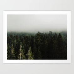 Buy Stevens Pass Art Print by Kevin Russ. Worldwide shipping available at Society6.com. Just one of millions of high quality products available.