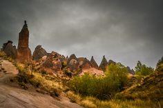 Clouds in Cappadocia   Life: A Scot in Norway