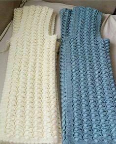 💕 💕 Çeyizlik yelek modelleri hepside harika😍 @yelek_yelek 👏💖💐😇 . . . . . #orgumodelleri#orgu#elemeği#ceyizlik#yelekmodelleri -#instagram… Crochet Poncho With Sleeves, Gilet Crochet, Crochet Gloves, Crochet Scarves, Crochet Poncho Patterns, Crochet Square Patterns, Easy Knitting Patterns, Crochet Designs, Diy Crafts Knitting
