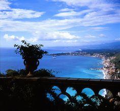 The View from Taormina   par Mapolulu