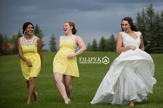 #yycweddings, #silly, #walkthisway