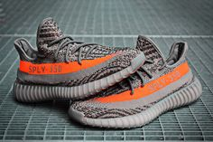 8fdbd729e adidas Originals Kanye West YEEZY Boost 350 V2 Stealth Gray Sneaker Gray  Yeezys, Adidas Sneakers