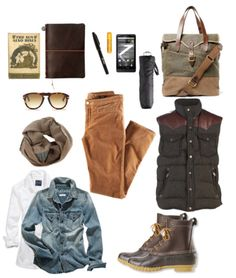 at first I thought this was a page for a guy& outfit, maybe cuz this guy I know wore those boots today. But then I see it& girl cut shirts. And it& kinda androgynous and sometimes that& cool. Androgynous Fashion, Tomboy Fashion, Look Fashion, Winter Fashion, Mens Fashion, Tomboy Style, Unisex Fashion, Camping Outfits, Hiking Outfits