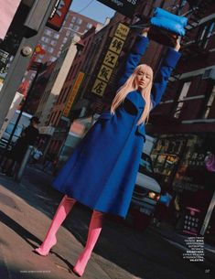 Vogue Russia Neon Fashion Daria Kobayashi Ritch Photography is part of Neon fashion - Nyc Fashion, Fashion Images, Fashion Shoot, Editorial Fashion, Fashion Looks, Editorial Photography, Fashion Photography, Scenic Photography, Night Photography