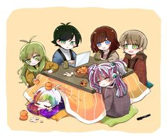Can we still like this forever ? The Wolf Game, Just A Game, Manga, All Anime, Chibi, Studio, Games, Cute, Drawings