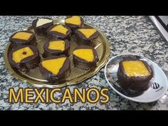 Deserts, Food And Drink, Pudding, Youtube, Pastries, New Recipes, Bonbon, Yummy Recipes, Desserts