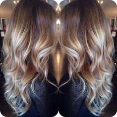 27 blonde balayage for brown hair