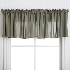 Glasgow Window Valance