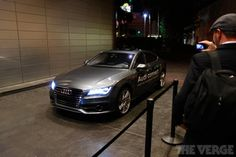 Audi gets in the self-driving car game, with a twist. This model acts as a valet!