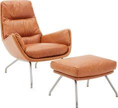 Fauteuil Merci is een schitterende fauteuil van Scandinavisch design. Het zitkussen is voorzien van polyether, afgedekt met dacron. Dit zorgt…