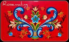 Rosemaling... someday!