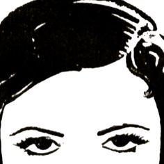 Te estoy mirando #1933 #vintage