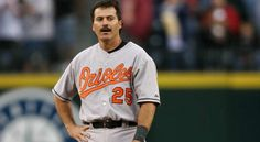 20 seasons, 1986-2005Better known as a slugger than a pure hitter, Palmeiro nonetheless reached 3,000 hits in July 2005. Just two weeks later, he tested positive for an anabolic steroid. He is the only eligible member of the 3,000 hits club not to be elected to Cooperstown. He received 11 percent of the vote in his first year on the ballot.