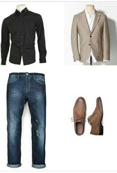 combinaciones hombre zapatos camel