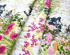 Art Gallery Fabrics Lavish Mother's Garden Light
