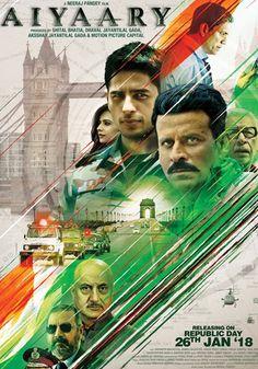 Upcoming bollywood movie poster