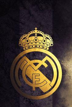 Real Madrid Gold Logo