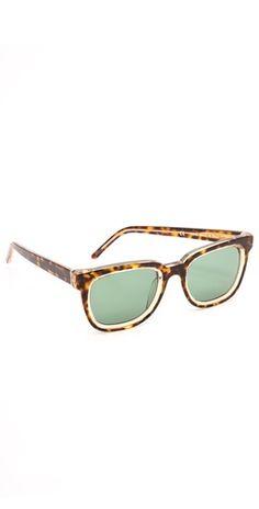 Super Sunglasses People Sagoma Sunglasses | SHOPBOP
