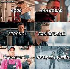 25 Best Endgame Memes From Avengers Just a week ago Marvel Studio releases endgame, Now this endgame being memes in internet. Endgame memes viral quickly on social media. We listed best funny pictures and memes based on endgame memes. Avengers Humor, Marvel Jokes, Funny Marvel Memes, Loki Meme, America Memes Funny, Funny Superhero Memes, Avengers Funny Quotes, Captain America Funny, Deadpool Funny