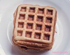 protein powder coconut flour waffle recipe