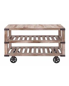 1000 images about utility carts to accent your home on pinterest storage organization Home styles natural designer utility cart