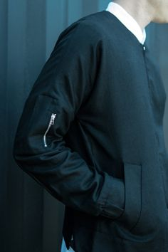 CHAPTER S/S 2015 REY BOMBER JACKET