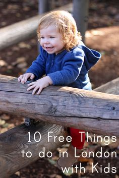 10 Free Things to Do in London with Kids