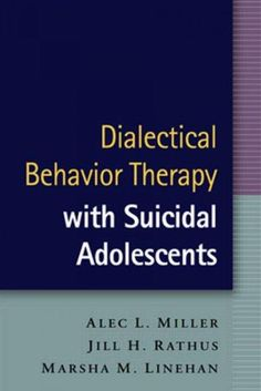 Filling a tremendous need, this highly practical book adapts the proven techniques of dialectical behavior therapy (DBT) to treatment of multiproblem adolescents at highest risk for suicidal behavior
