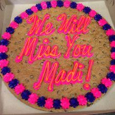 Cookie Cake<<<<333