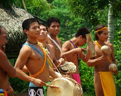 Panama Music Culture | day with the Embera indigenous community of Panama. You can hear this music in Panama.