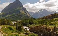 Valley in Auyuittuq National Park of Canada wallpaper - Nature ...