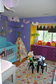My Toddler's Room