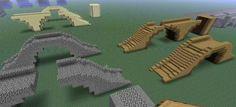 minecraft medieval bridge - Google zoeken