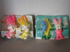 Vintage-Gurley-Easter-Candles