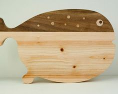 Deluxe Puffer Fish Cutting Board