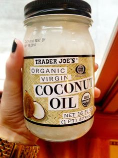 Beauty benefits of coconut oil! Must have. Was wondering a good place to get some! I totes have a Traders Joes near me! :)