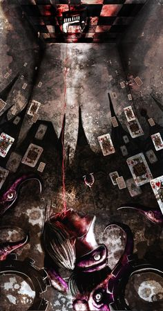 Alice: Madness is in the Blood by *SarahJaneArt on deviantART