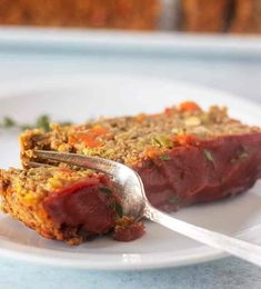 This Lentil Loaf recipe makes a great main dish entree for the holidays. It's super easy to make, healthy and economical. Lentil Loaf Vegan, Dairy Free, Gluten Free, Lentils, Apples, Entrees, Main Dishes, Pork, Veggies