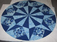 christmas tree skirt quilt | Did you make a new year stitching resolution? | Always Playing with ...