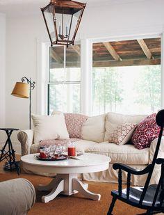 interior idea blog - living room