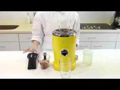 Novis Vita Juicer: How to make almond milk