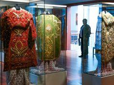 El museo del Cristo Morado